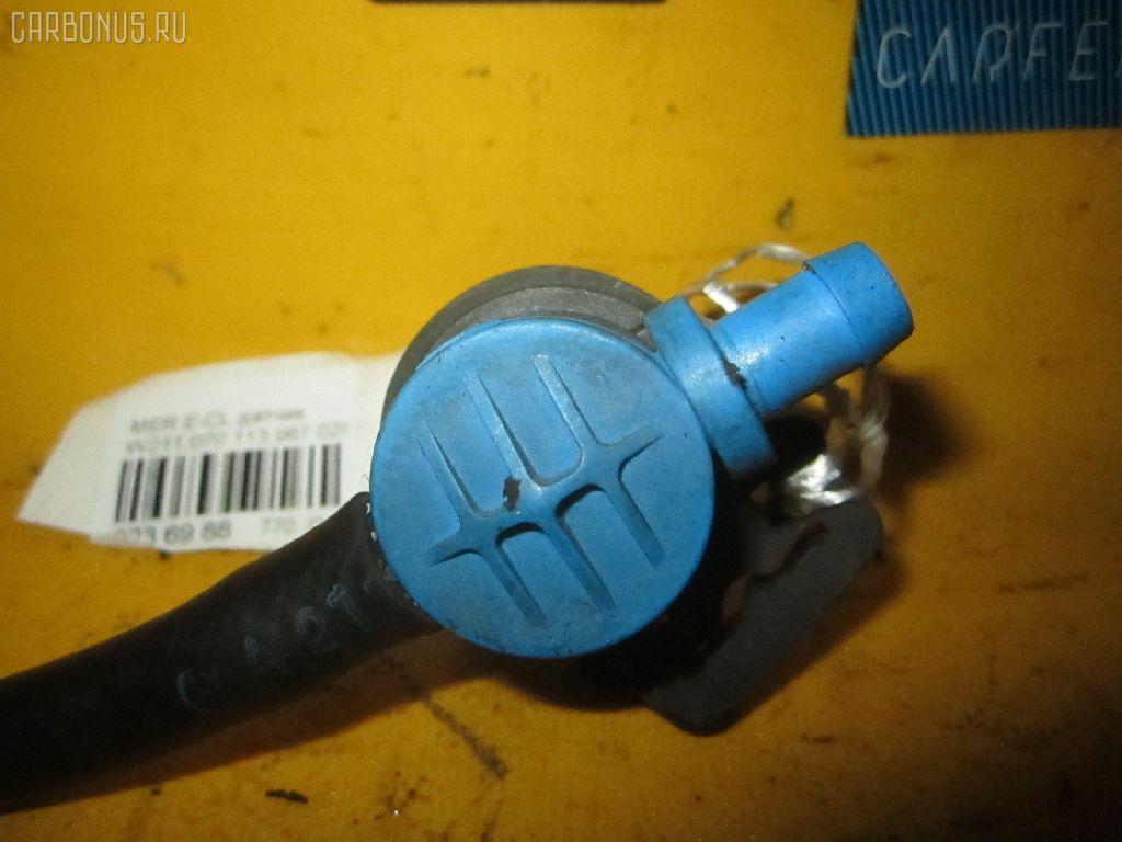 Клапан вентиляции топливного бака MERCEDES-BENZ E-CLASS W211.070 113.967 Фото 2