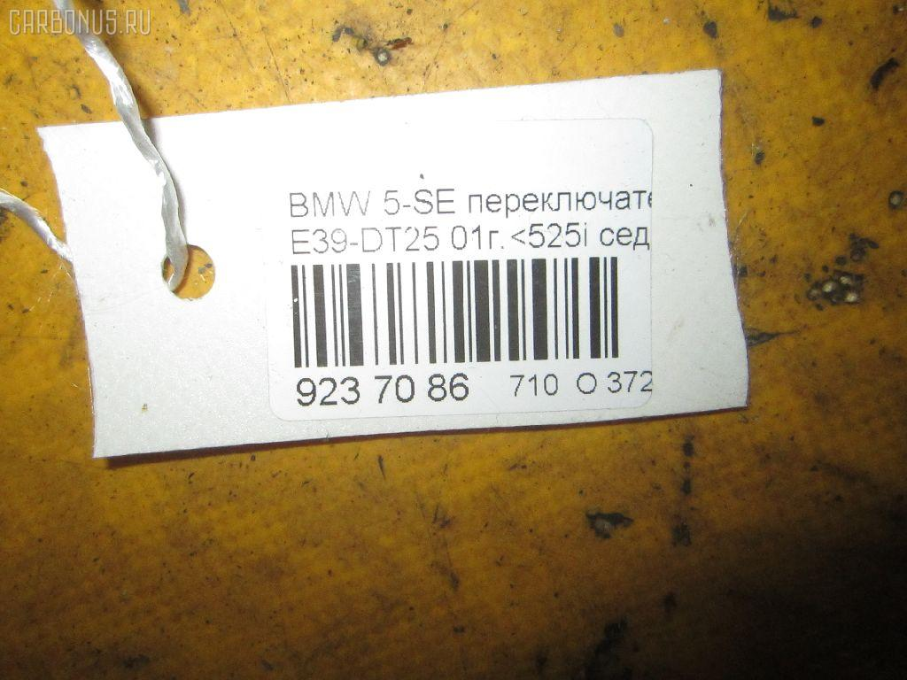 Переключатель стеклоочистителей BMW 5-SERIES E39-DT42 Фото 3