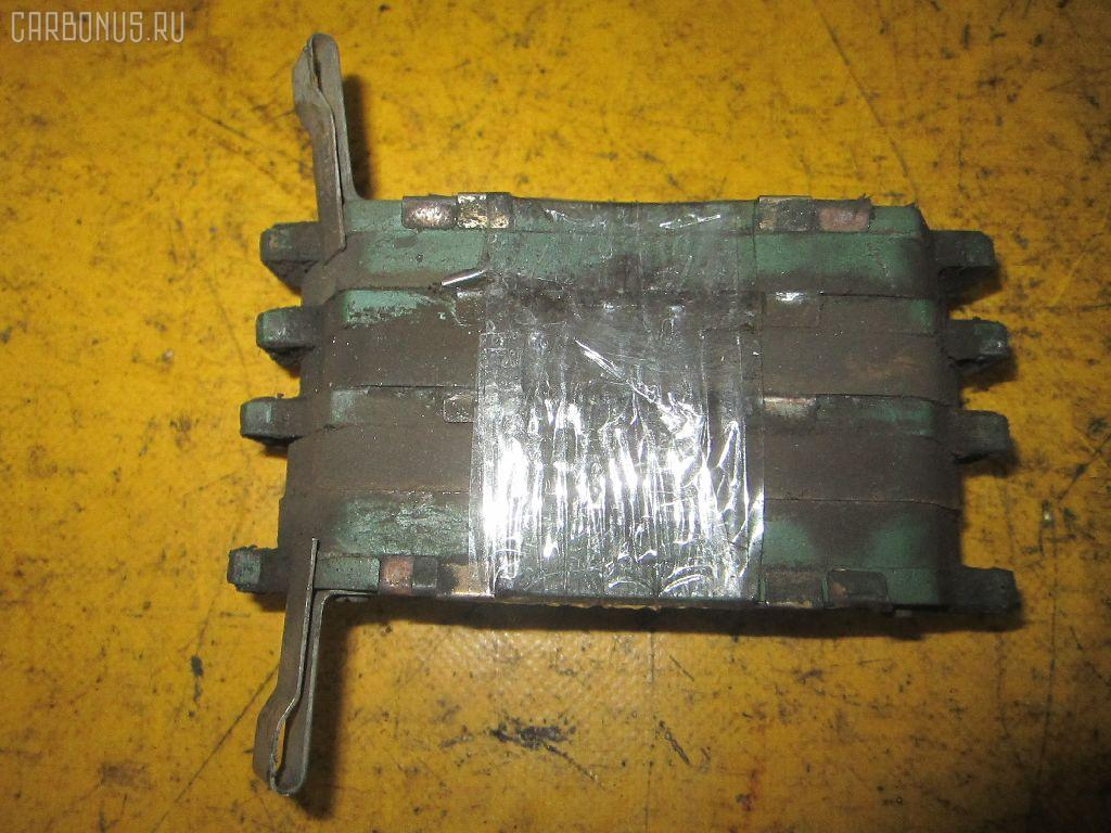 Тормозные колодки Honda Ascot innova CB3 F20A Фото 1