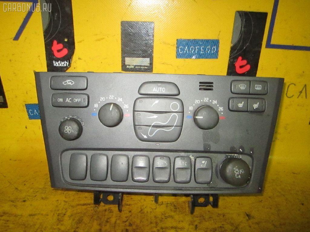 Блок управления климатконтроля VOLVO S60 I RS Фото 1