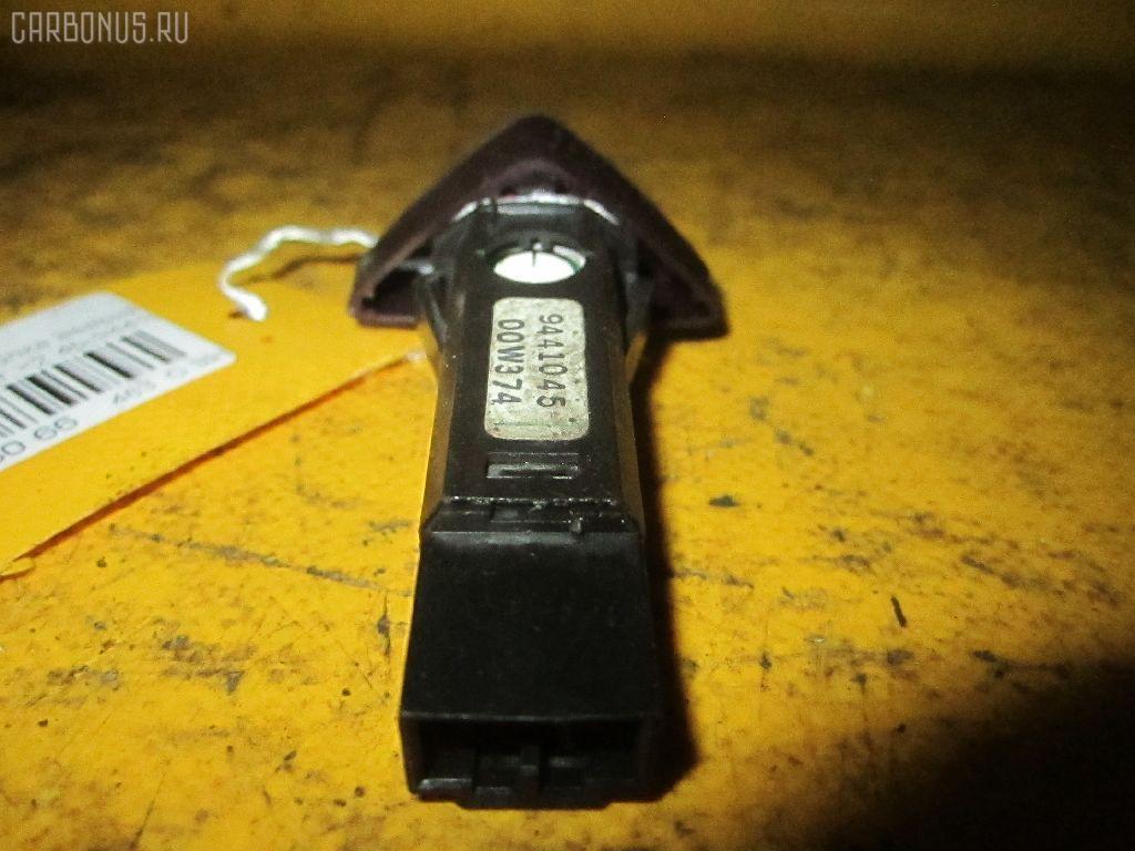 Кнопка аварийной остановки VOLVO S60 I RS Фото 2