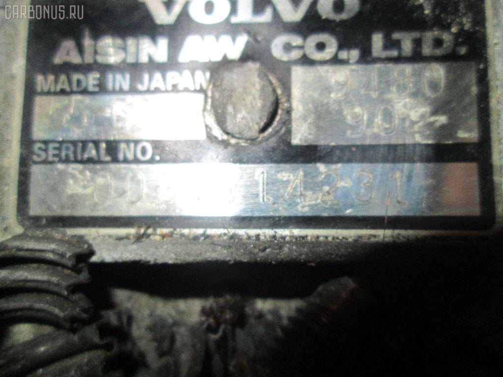 КПП автоматическая VOLVO S60 I RS B5244T3 Фото 2