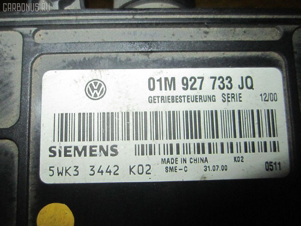 Блок управления АКПП Volkswagen Golf iv variant 1JAPK APK Фото 1