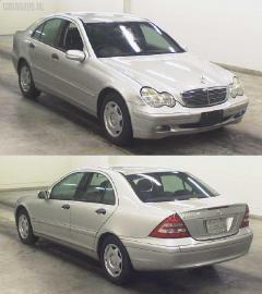 Привод Mercedes-benz C-class  W203.035 111.951 Фото 4