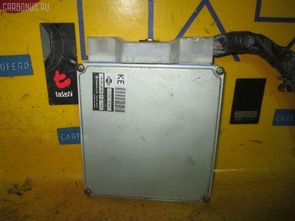 Блок EFI NISSAN ELGRAND ALWE50 VG33E Фото 2