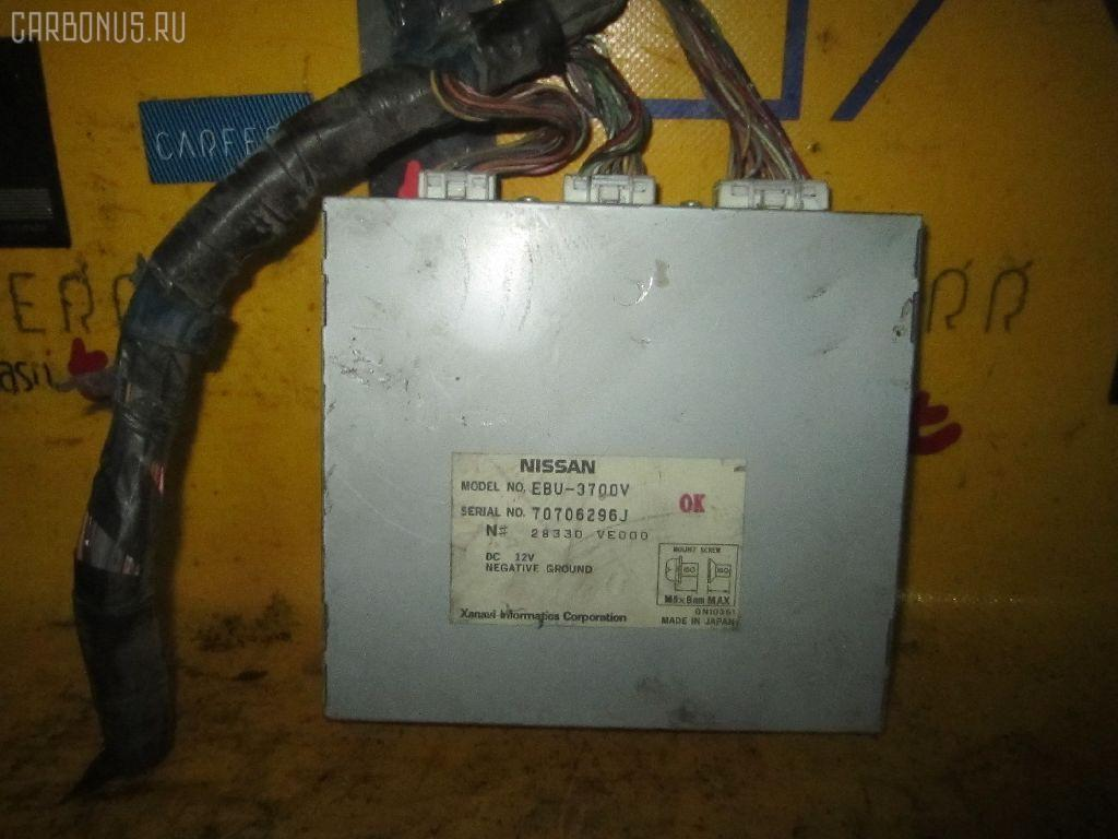 Блок упр-я NISSAN ELGRAND ALWE50 VG33E Фото 2