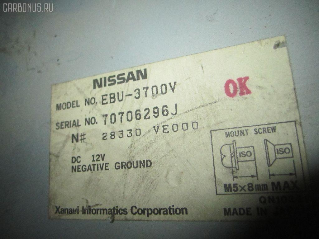 Блок упр-я NISSAN ELGRAND ALWE50 VG33E Фото 3