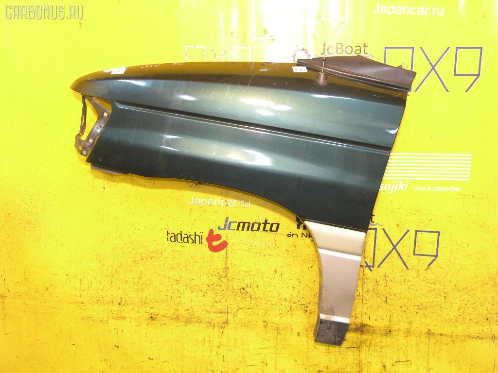 Крыло переднее MAZDA MPV LV5W. Фото 2