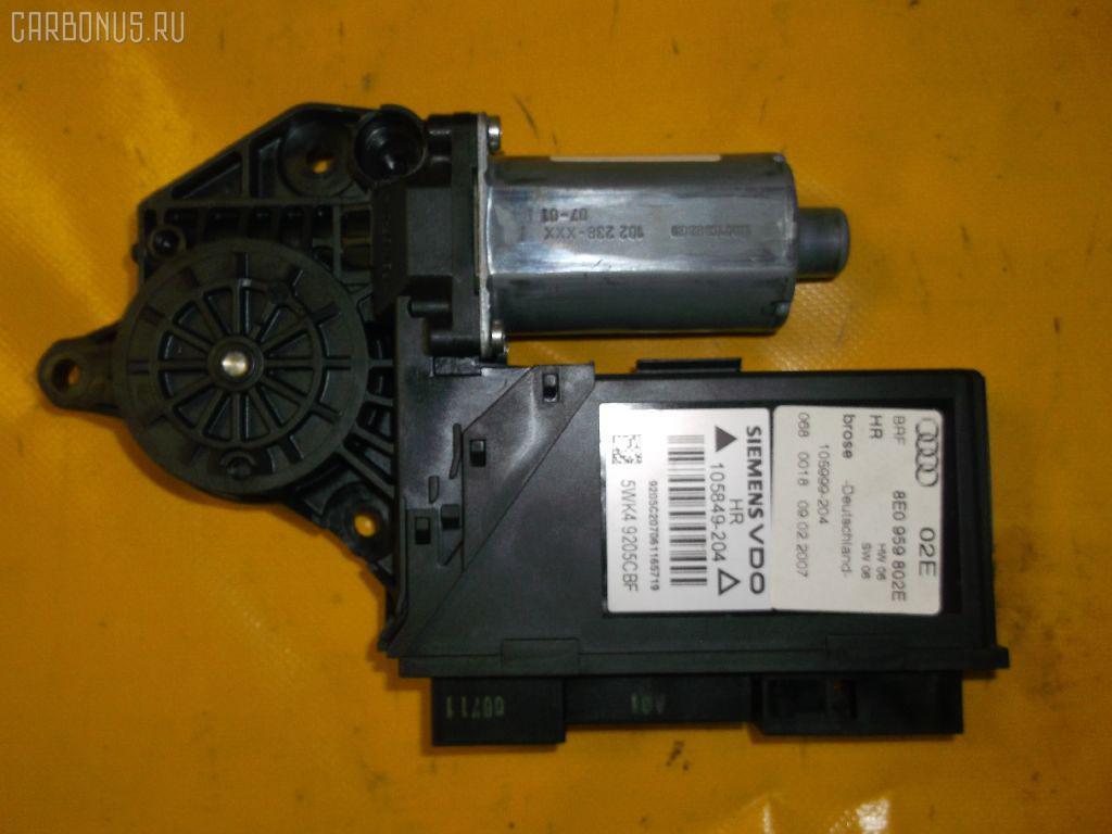 Стеклоподъемный механизм AUDI A4 AVANT 8EBFB Фото 4