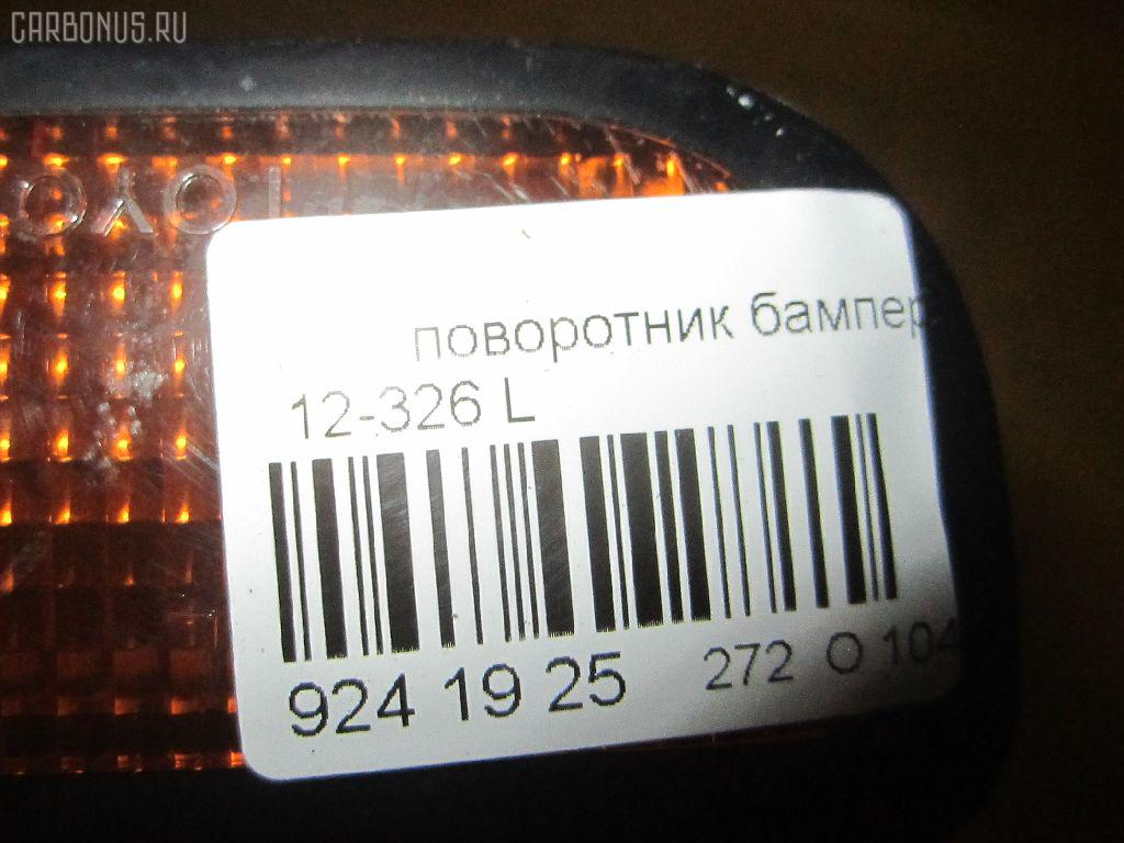 Поворотник бамперный TOYOTA COROLLA FX AE90 Фото 3