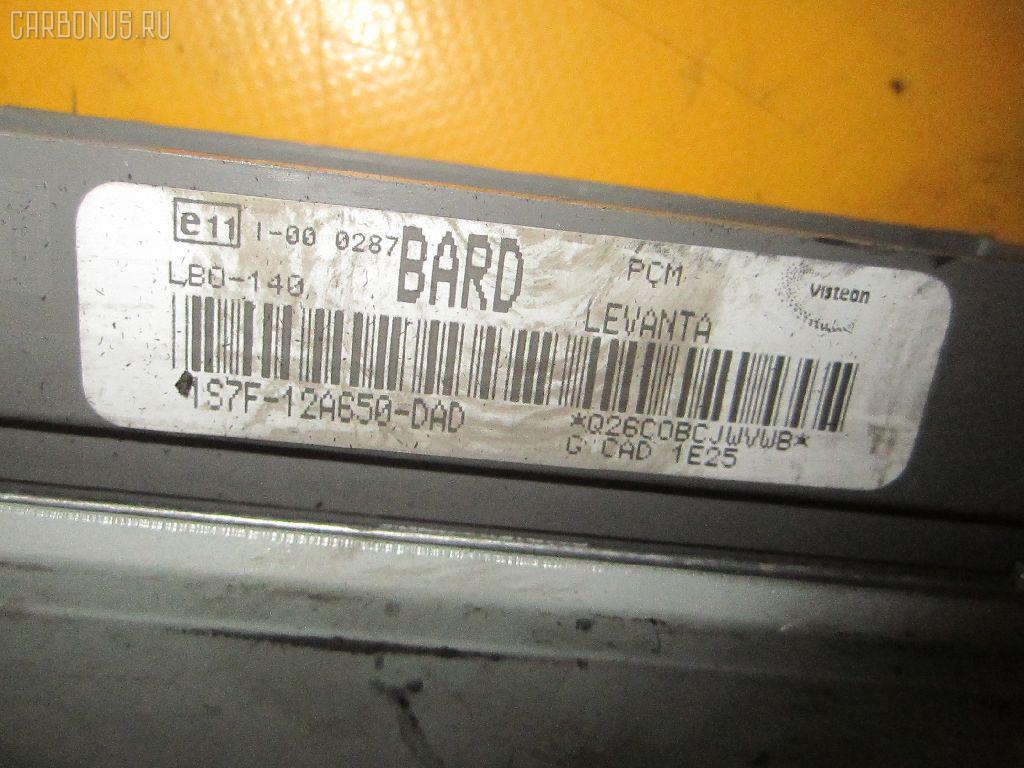 Блок EFI FORD MONDEO III WF0CJB CJBB Фото 2