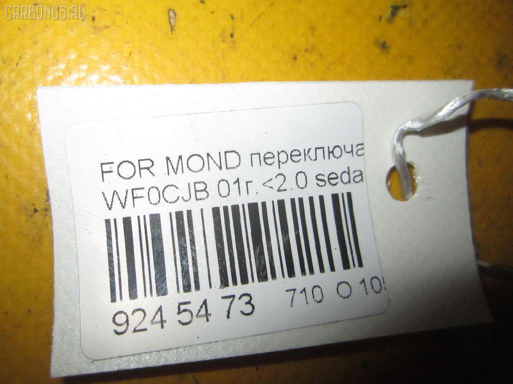 Переключатель поворотов FORD MONDEO III WF0CJB Фото 3