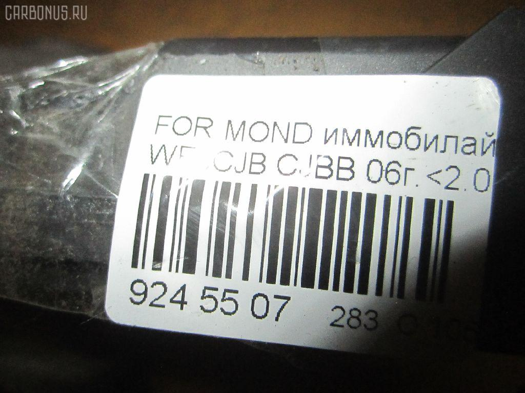 Иммобилайзер FORD MONDEO III WF0CJB CJBB Фото 4