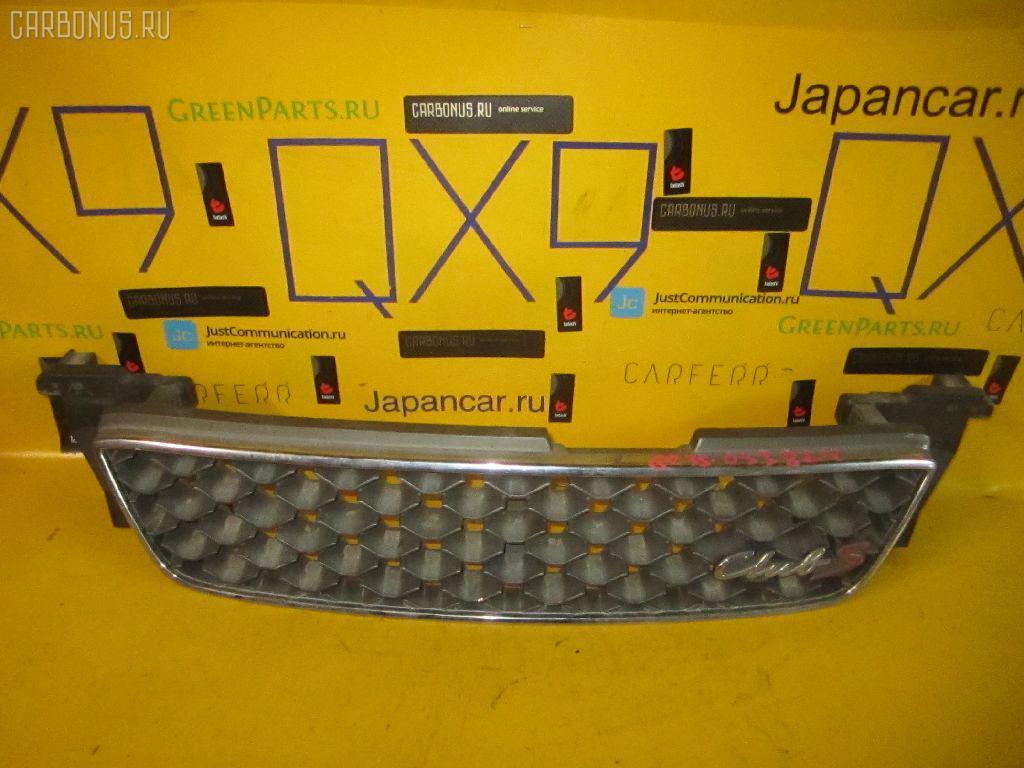 Решетка радиатора NISSAN LAUREL GC35. Фото 6