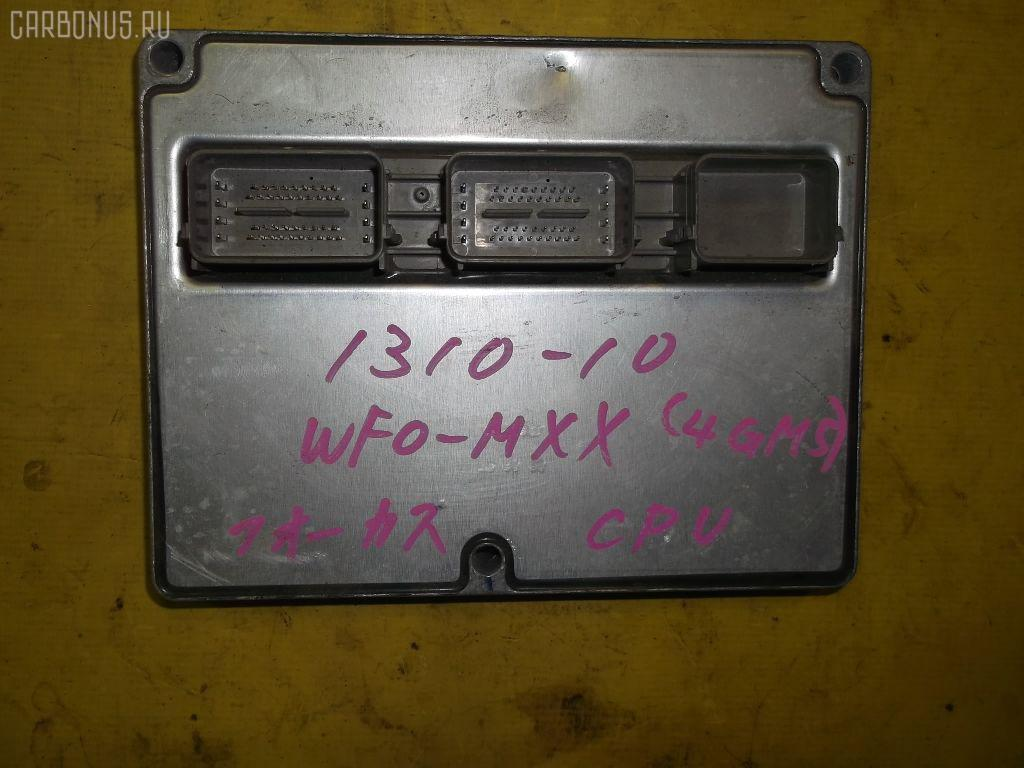 Блок EFI FORD FOCUS C-MAX WF0AOD AODA Фото 1