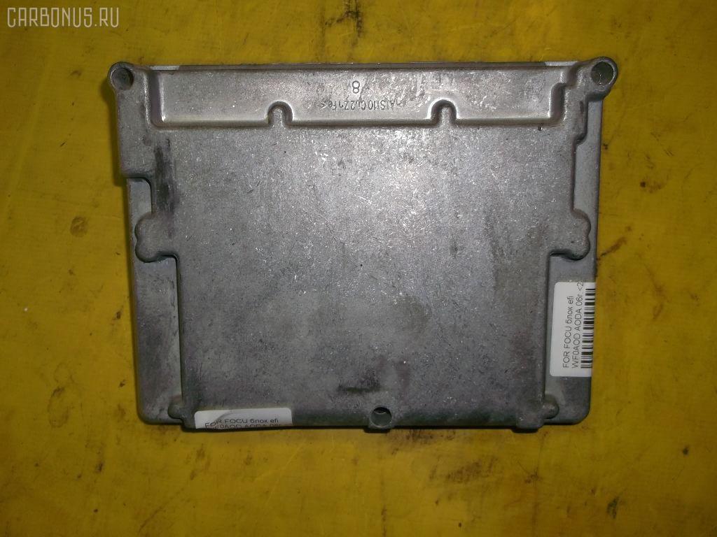Блок EFI FORD FOCUS C-MAX WF0AOD AODA Фото 2