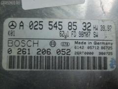 Блок EFI на Mercedes-Benz E-Class W210.065 112.941 BOSCH A0255458532