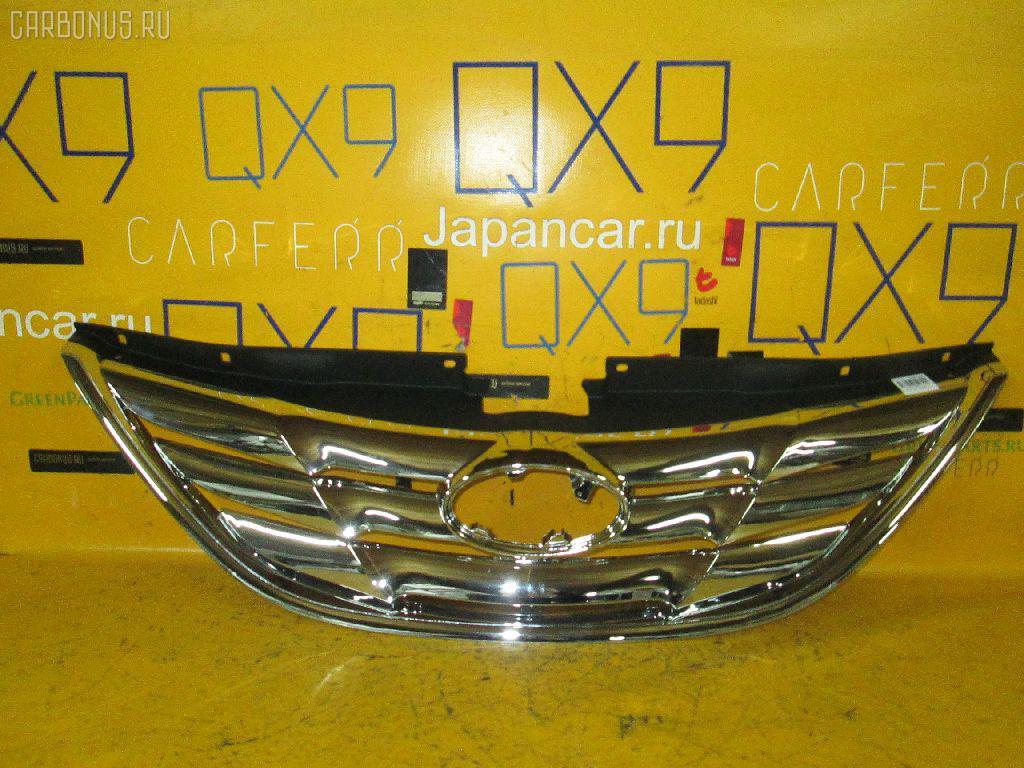 Решетка радиатора Hyundai Sonata Фото 1