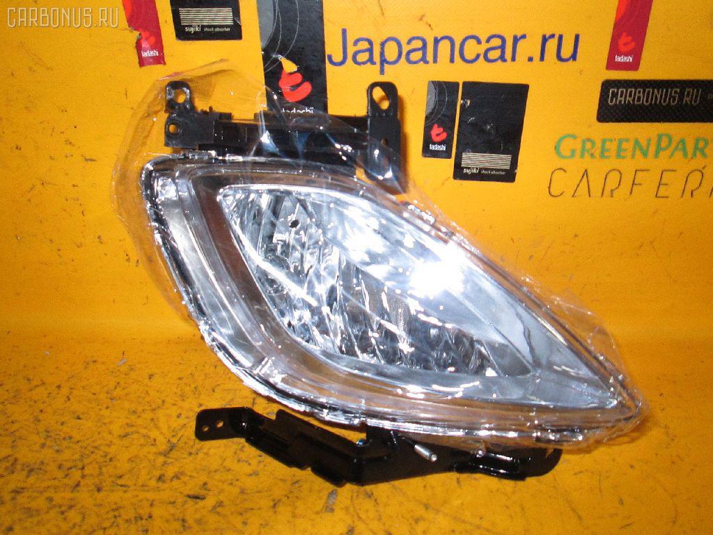 Туманка бамперная Hyundai Elantra Фото 1