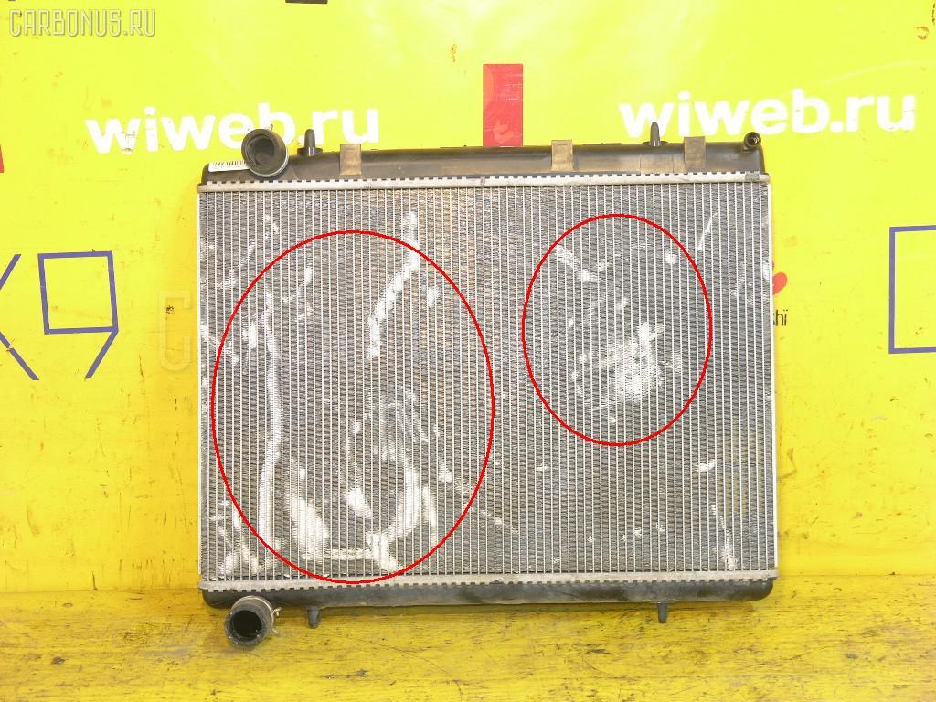 Радиатор ДВС PEUGEOT 307 SW 3HRFJ RFJ-EW10A Фото 2