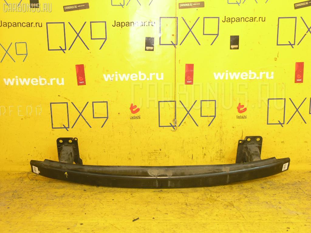 Жесткость бампера Volkswagen Polo 9NBBY Фото 1