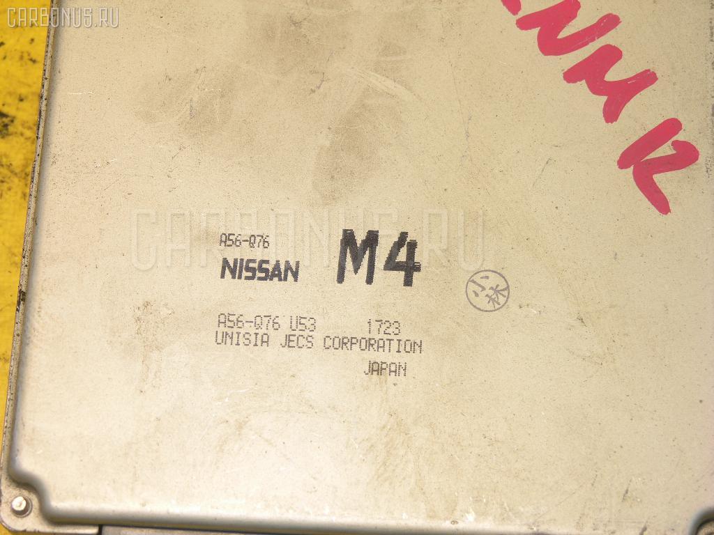 Блок EFI NISSAN LIBERTY RNM12 QR20DE Фото 6