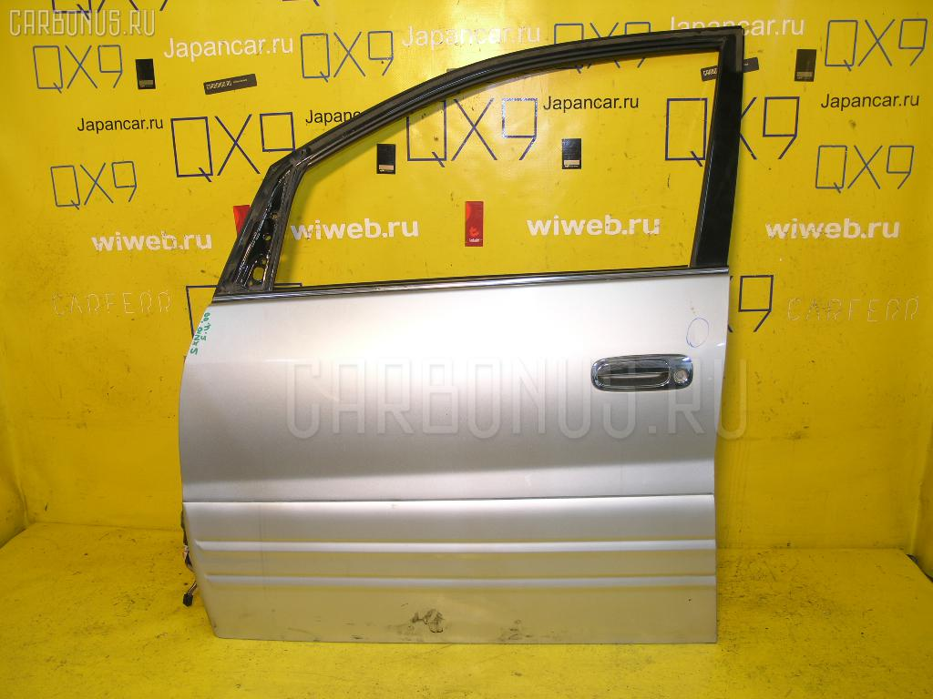 Дверь боковая TOYOTA NADIA SXN10H. Фото 6