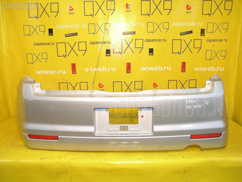 Бампер Mitsubishi Ek sport H81W Фото 1