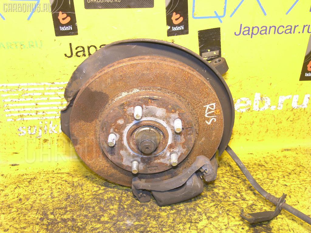 Ступица MITSUBISHI PAJERO MINI H53A 4A30 Фото 2
