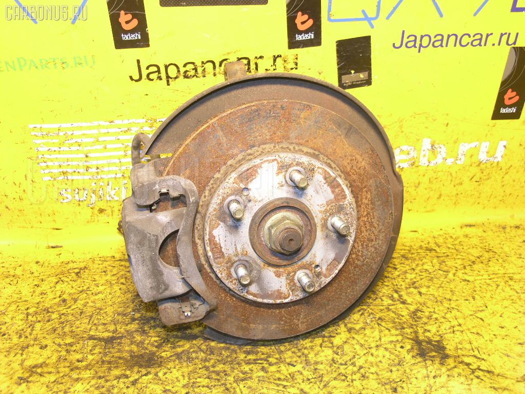 Ступица MITSUBISHI PAJERO MINI H53A 4A30. Фото 6
