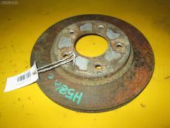 Тормозной диск MITSUBISHI PAJERO MINI H58A 4A30T Фото 1