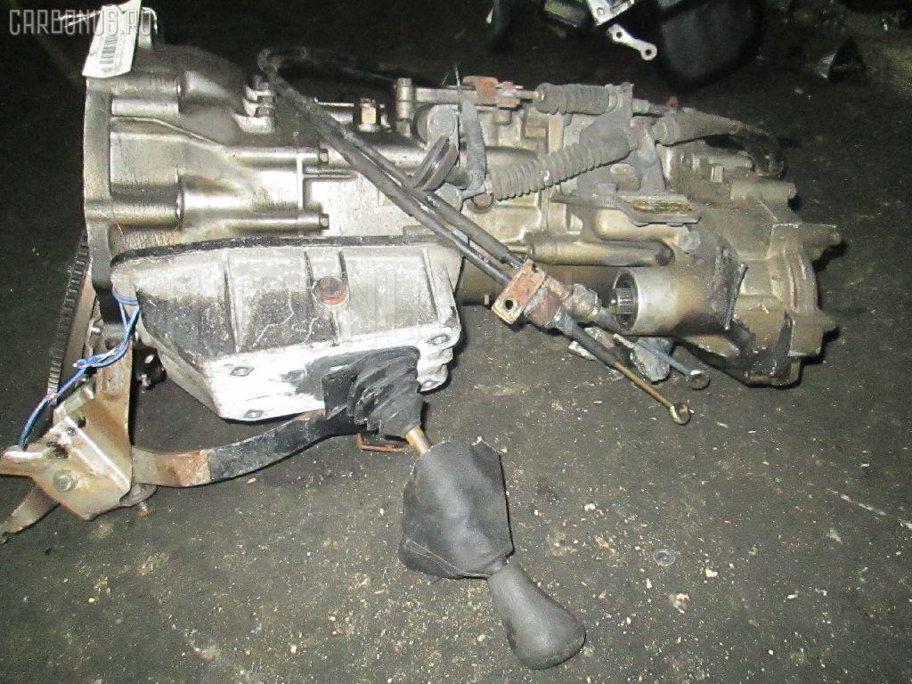 КПП механическая DAIHATSU TERIOS J100G HC-EJ Фото 3