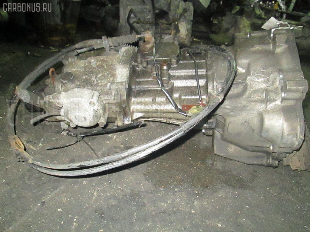 КПП механическая DAIHATSU TERIOS J100G HC-EJ Фото 4