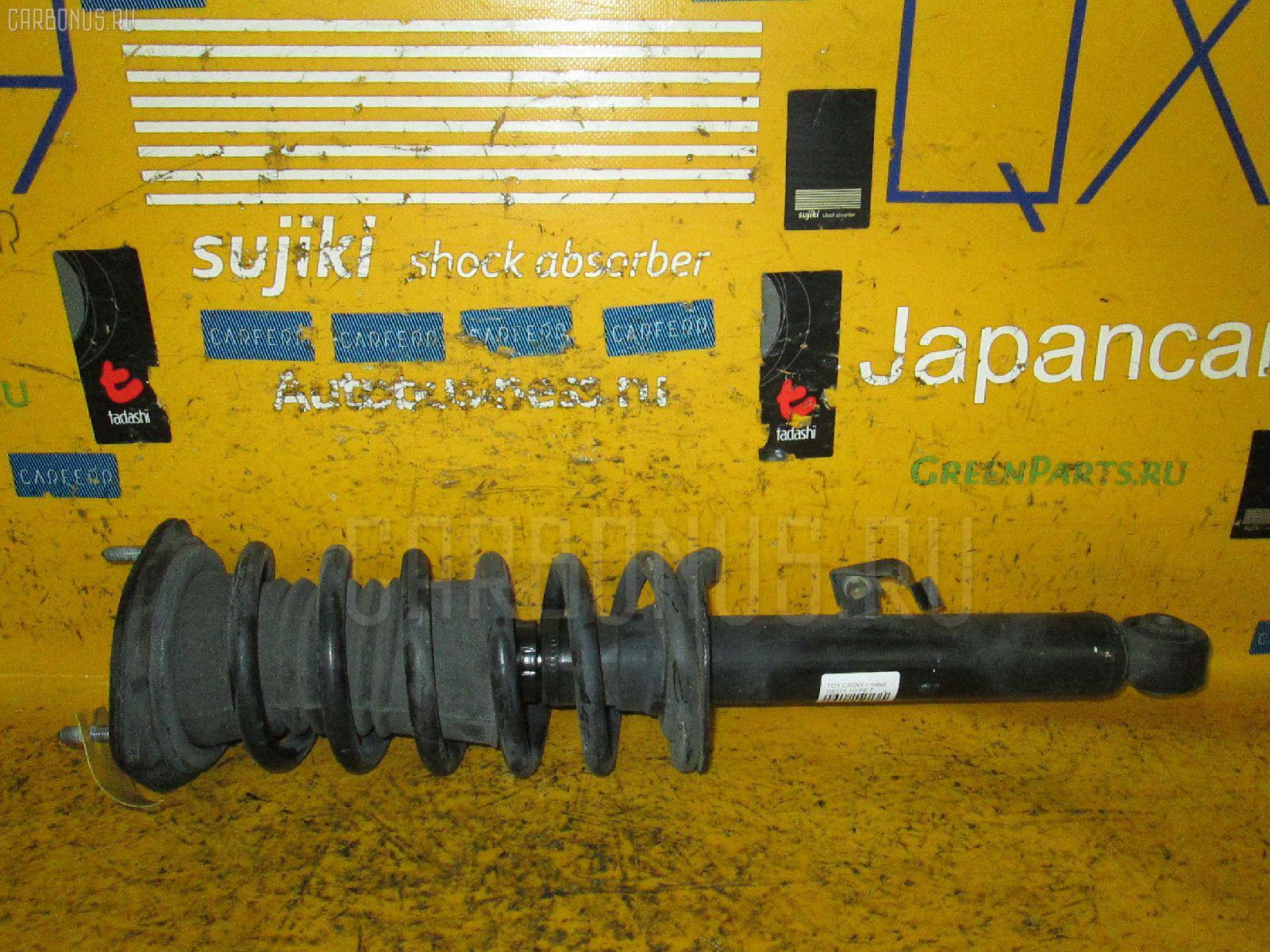 Стойка TOYOTA CROWN GS171 1G-FE. Фото 10