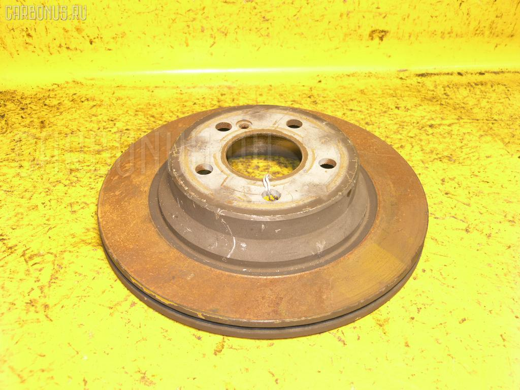 Тормозной диск MERCEDES-BENZ E-CLASS W212.056 272.980 Фото 1