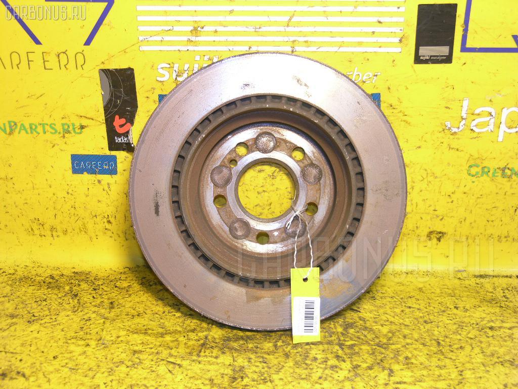 Тормозной диск MERCEDES-BENZ E-CLASS W212.056 272.980 Фото 2