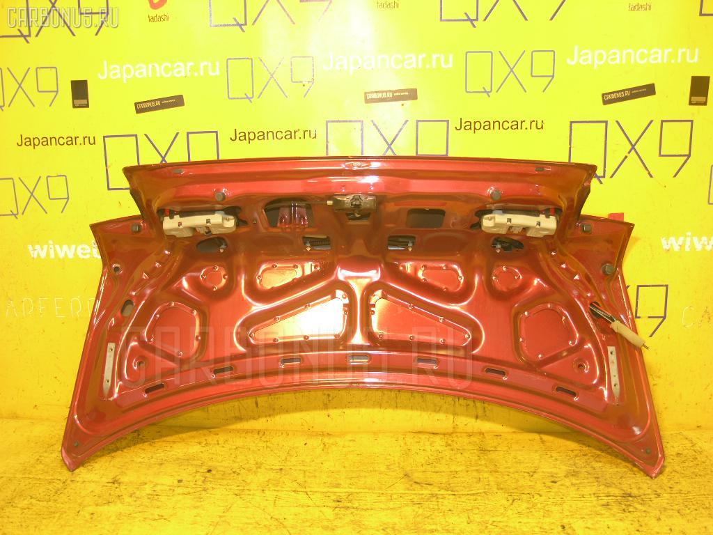 Крышка багажника HONDA INTEGRA DB6. Фото 3