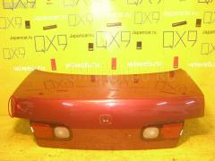 Крышка багажника Honda Integra DB6 Фото 1