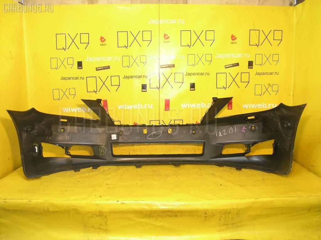 Бампер LEXUS LS600H UVF45 Фото 2