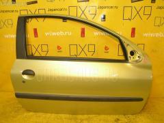 Дверь боковая Peugeot 206 2HNFU Фото 1