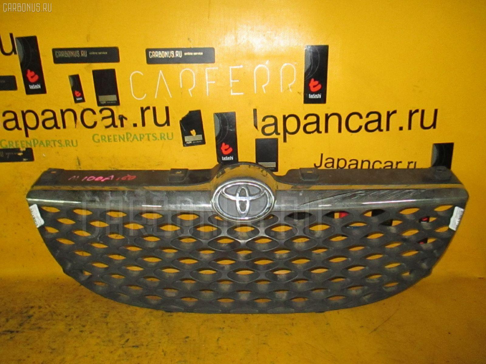 Решетка радиатора Toyota Duet M100A Фото 1