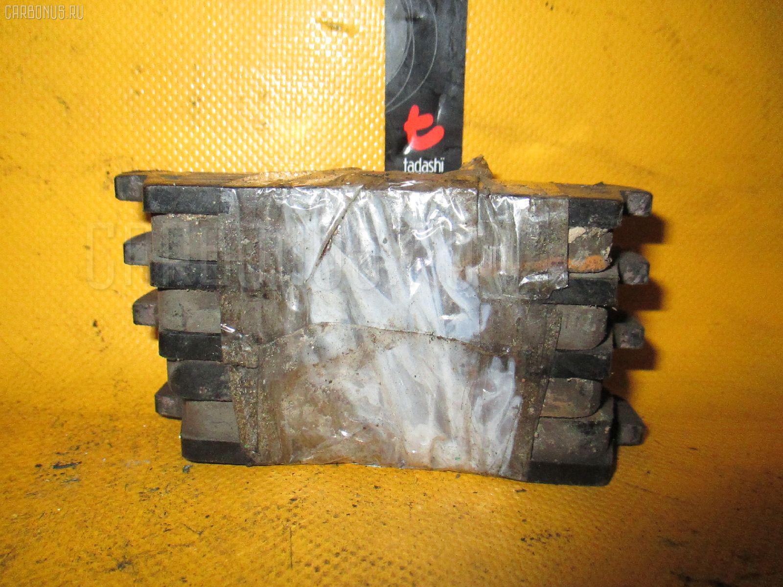 Тормозные колодки SUZUKI KEI HN11S F6A. Фото 5
