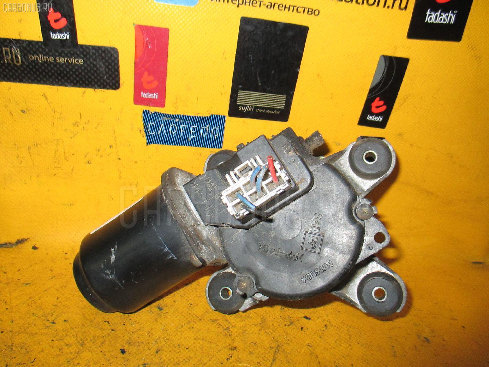 Мотор привода дворников NISSAN CUBE Z10 Фото 2