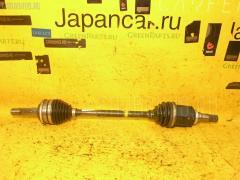 Привод Toyota Iq KGJ10 1KR-FE Фото 1