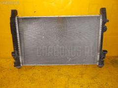 Радиатор ДВС MERCEDES-BENZ B-CLASS W245.232 266.540 Фото 1