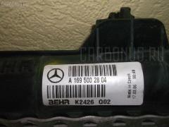 Радиатор ДВС MERCEDES-BENZ B-CLASS W245.232 266.540 Фото 2