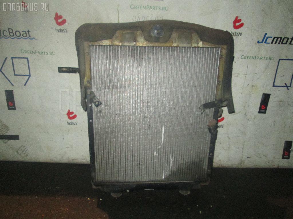 Радиатор ДВС MITSUBISHI CANTER FG538 4D35 Фото 1