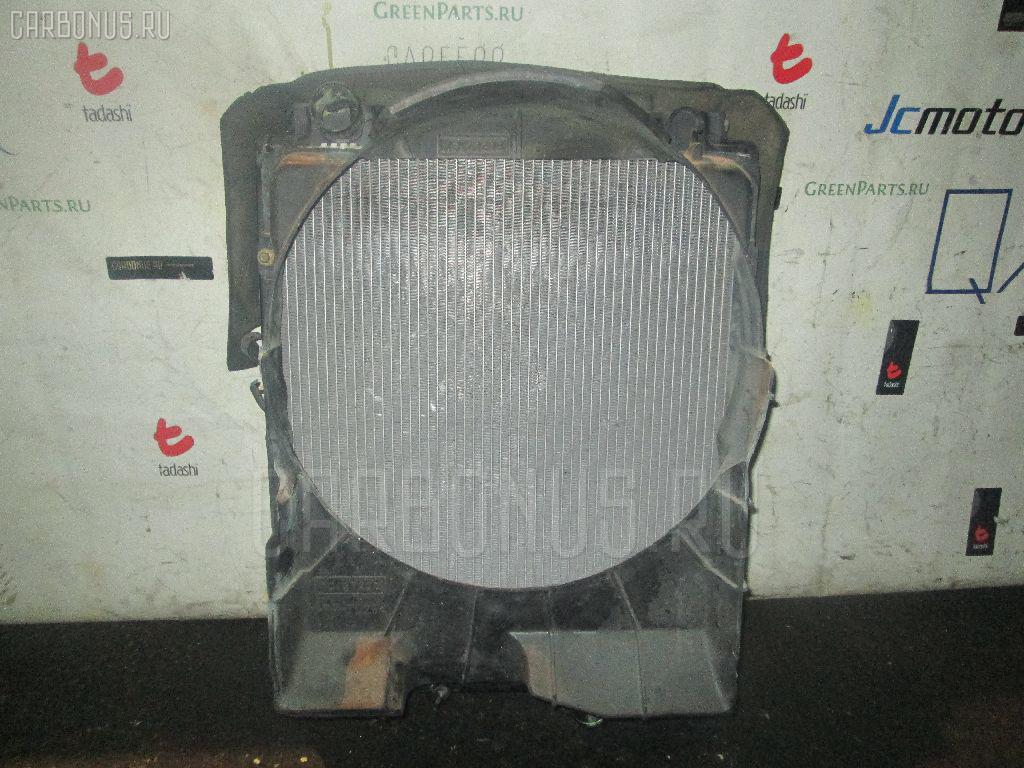 Радиатор ДВС MITSUBISHI CANTER FG538 4D35 Фото 2