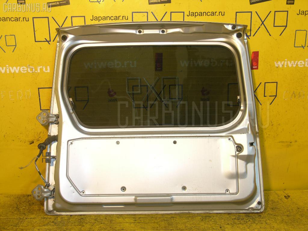 Дверь задняя DAIHATSU MOVE L150S Фото 2