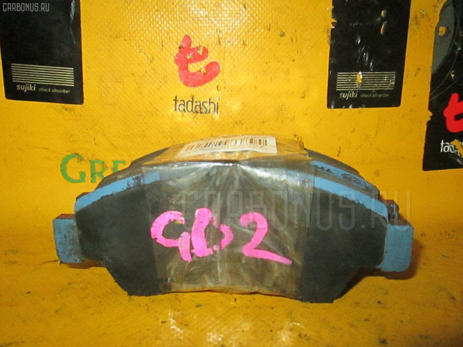 Тормозные колодки HONDA FIT GD2 L13A. Фото 9